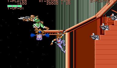Strider (ARC)  © Capcom 1989   8/8
