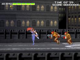 Strider 2 (ARC)  © Capcom 1999   2/5
