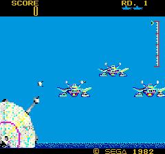 SubRoc-3D (ARC)  © Sega 1983   2/3