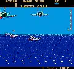 SubRoc-3D (ARC)  © Sega 1983   3/3