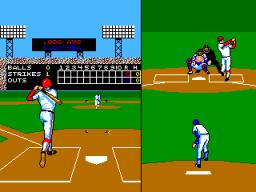Super Baseball Double Play: Home Run Derby (ARC)  © Leland 1987   2/3