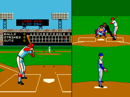 Super Baseball Double Play: Home Run Derby (ARC)  © Leland 1987   3/3