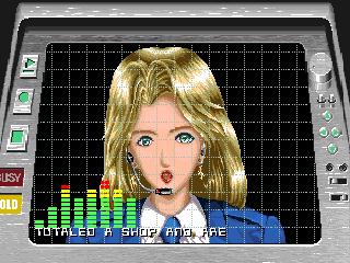 Super Chase: Criminal Termination (ARC)  © Taito 1992   4/7