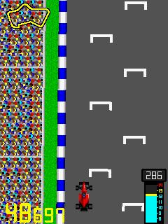 Super Formula (ARC)  © Video System 1989   2/3