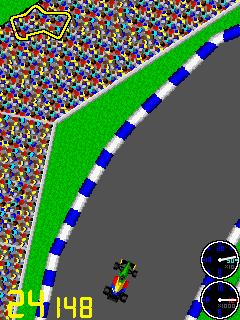 Super Formula (ARC)  © Video System 1989   3/3