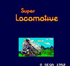 Super Locomotive (ARC)  © Sega 1982   1/3