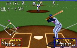 Super Major League (ARC)  © Sega 1995   3/3