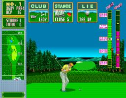 Super Masters (ARC)  © Sega 1989   1/1