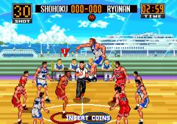 Super Slams (ARC)  © Banpresto 1995   3/4
