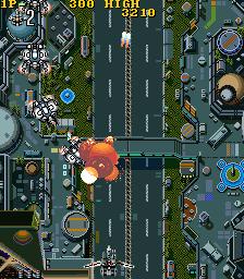 Super Spacefortress Macross (ARC)  © Banpresto 1992   3/4