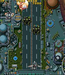 Super Spacefortress Macross (ARC)  © Banpresto 1992   4/4