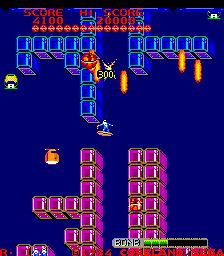 SWAT (ARC)  © Sega 1984   2/3