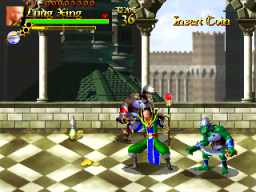 The Crystal Of Kings (ARC)   © BrezzaSoft 2001    3/6