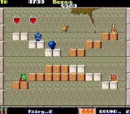 Solomon's Key (ARC)  © Tecmo 1986   4/5