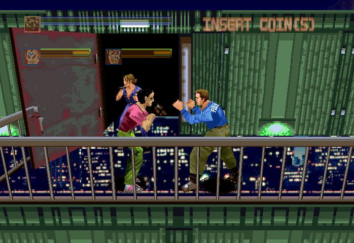 Die Hard Arcade (ARC)  © Sega 1996   5/7