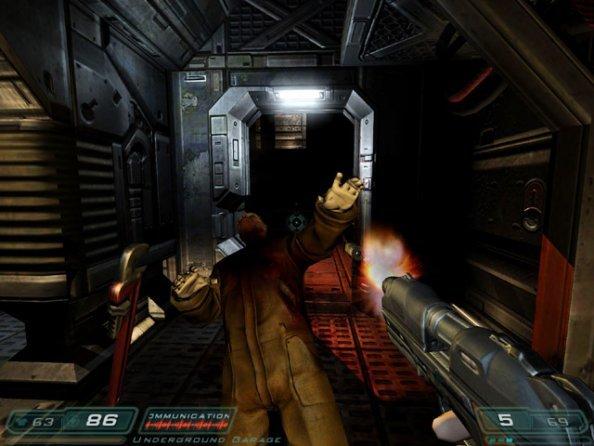 Doom 3 (PC)  © Activision 2004   7/7