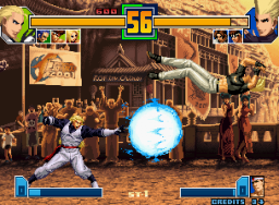 The King Of Fighters 2001 (MVS)  © SNK 2001   5/9