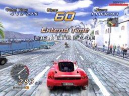 Out Run 2 (XBX)  © Sega 2004   1/5