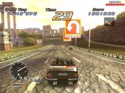 Out Run 2 (XBX)  © Sega 2004   3/5
