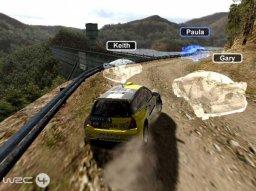 WRC 4 (PS2)  © Sony 2004   1/3