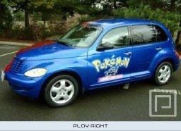 Nintendo Pokémon PT Cruiser  ©    ()   4/8
