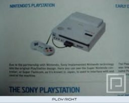 PlayStation Prototype  ©    (PS1)   1/3