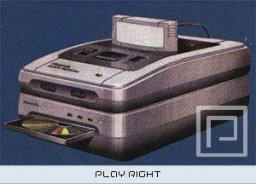 PlayStation Prototype  ©    (PS1)  CD add-on til Super Nintendo|Add-on for the Super Nintendo 3/3