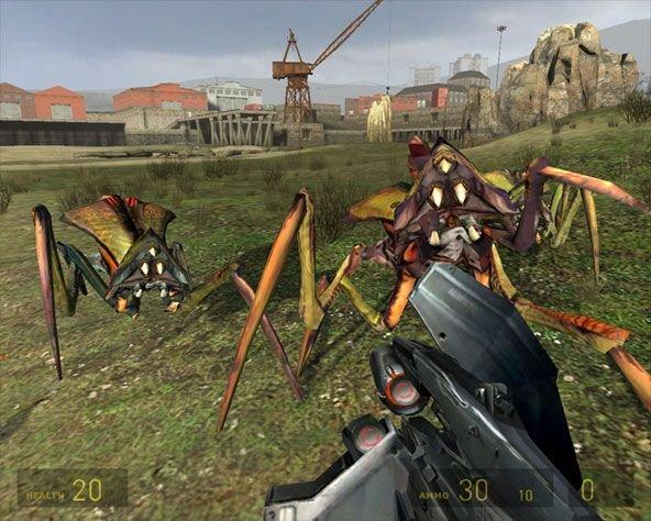 Half-Life 2 (PC)  © VU Games 2004   4/6