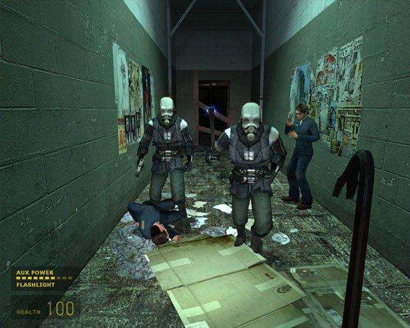 Half-Life 2 (PC)  © VU Games 2004   5/6
