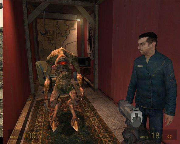 Half-Life 2 (PC)  © VU Games 2004   6/6
