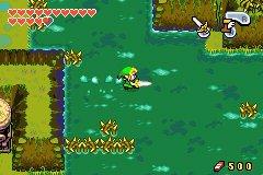 The Legend Of Zelda: The Minish Cap (GBA)  © Nintendo 2004   7/8