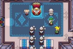 The Legend Of Zelda: The Minish Cap (GBA)  © Nintendo 2004   3/8
