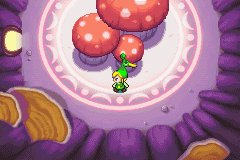 The Legend Of Zelda: The Minish Cap (GBA)  © Nintendo 2004   2/8
