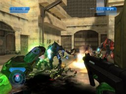 Halo 2 (XBX)  © Microsoft Game Studios 2004   3/7