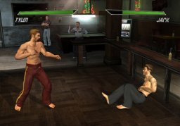 Fight Club (XBX)  © VU Games 2004   1/3