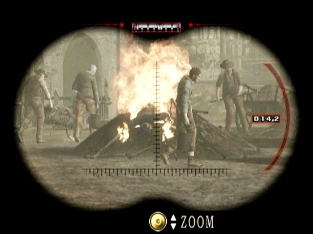 Resident Evil 4 (GCN)  © Capcom 2005   4/6