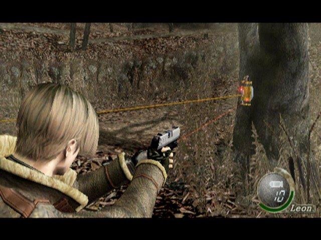 Resident Evil 4 (GCN)  © Capcom 2005   6/6