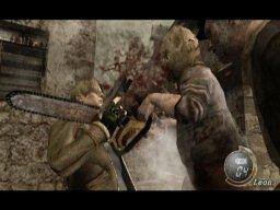Resident Evil 4 (GCN)  © Capcom 2005   2/6