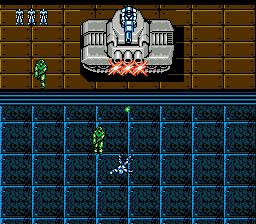 Super C (NES)  © Konami 1990   3/9