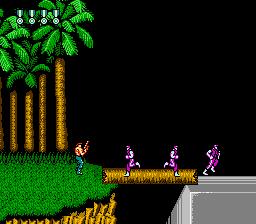 Super C (NES)  © Konami 1990   4/9