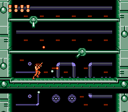 Super C (NES)  © Konami 1990   6/9