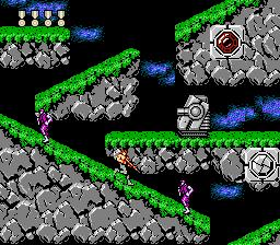 Super C (NES)  © Konami 1990   7/9
