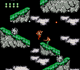 Super C (NES)  © Konami 1990   8/9