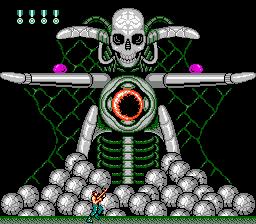 Super C (NES)  © Konami 1990   9/9
