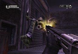 Darkwatch (PS2)  © Capcom 2005   1/3