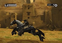 Darkwatch (PS2)  © Capcom 2005   3/3