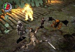 The Bard's Tale (2004) (PS2)  © VU Games 2004   2/7