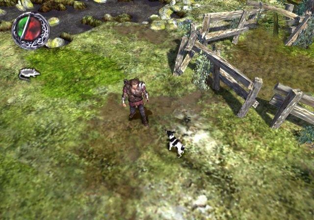 The Bard's Tale (2004) (PS2)  © VU Games 2004   4/7