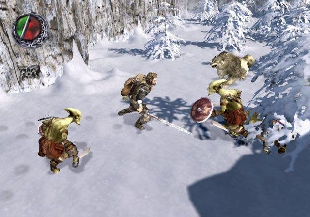 The Bard's Tale (2004) (PS2)  © VU Games 2004   6/7