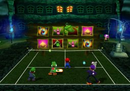 Mario Power Tennis (GCN)  © Nintendo 2004   1/5